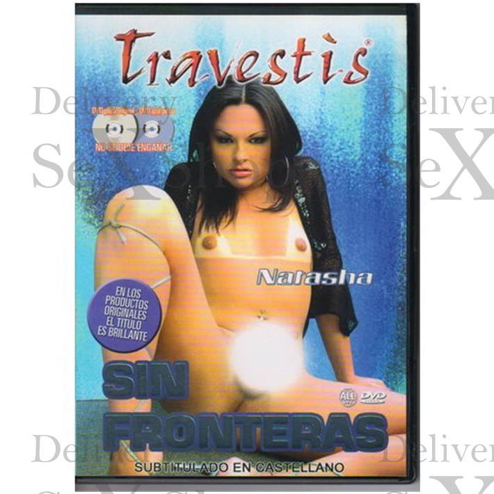 DVD XXX Sin Fronteras