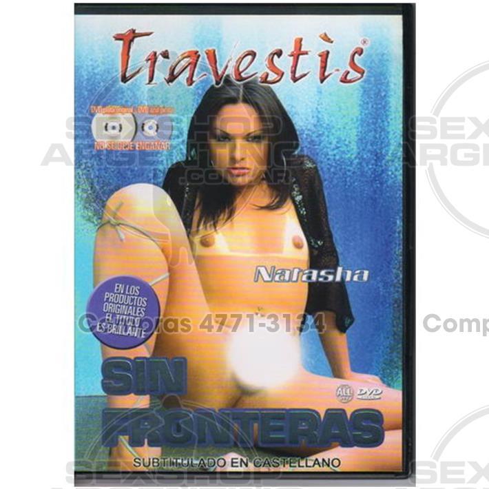 - DVD XXX Sin Fronteras