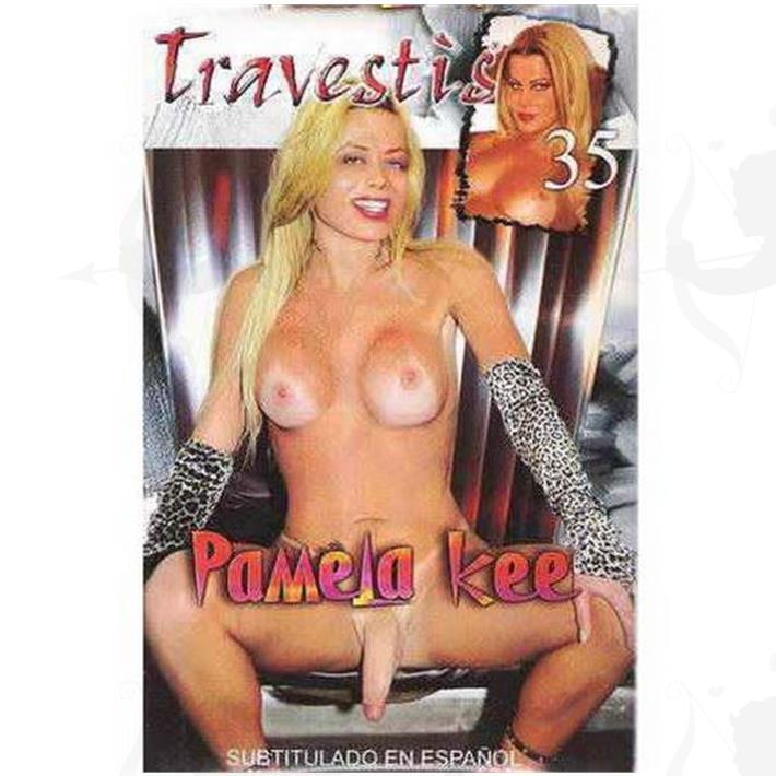 Cód: DVDT-213 - DVD XXX Pamela Kee - $ 200