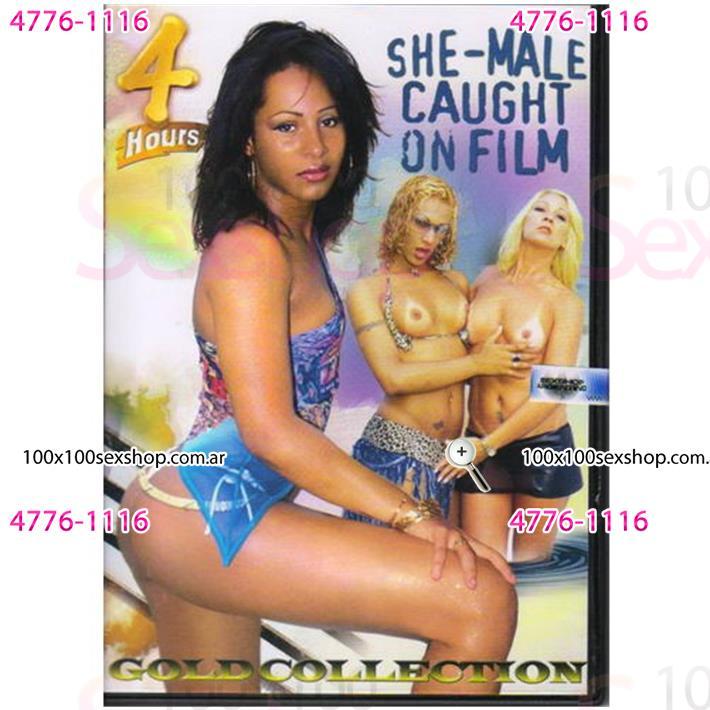 Cód: CA DVDT-215 - DVD XXX Una Rubia Con Algo Mas - $ 200