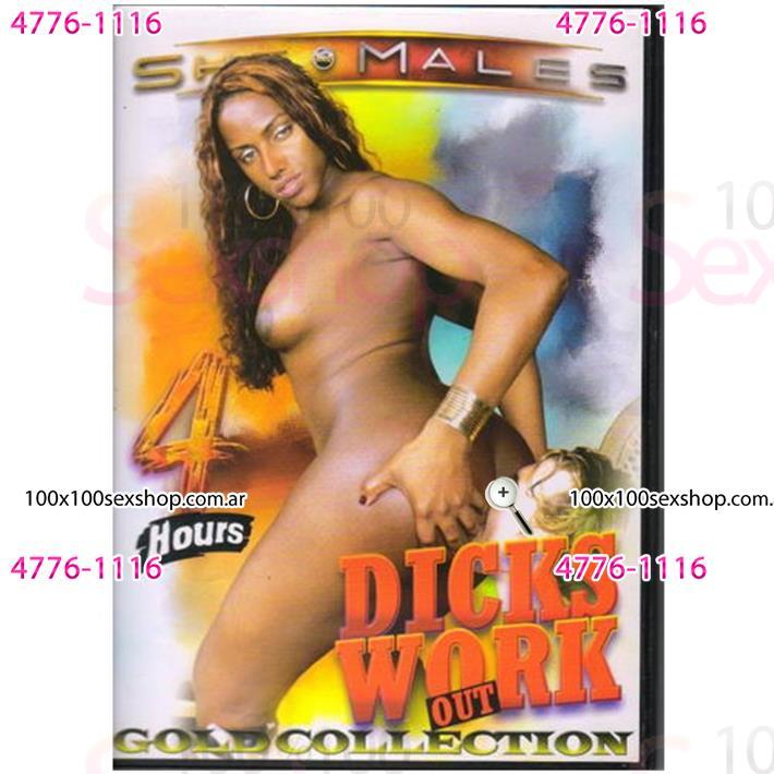 Cód: CA DVDT-219 - DVD XXX 99 Porciento Morena - $ 200