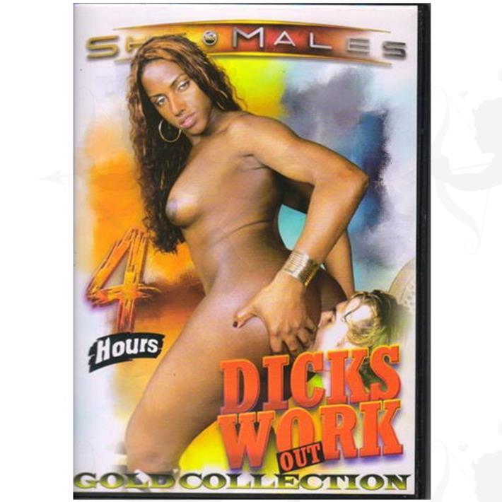 Cód: DVDT-219 - DVD XXX 99 Porciento Morena - $ 200