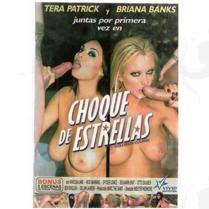 Cód: DVDVID-102 - DVD XXX Choque De Estrellas - $ 200