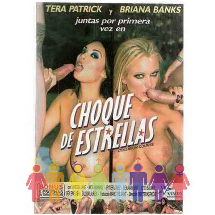 DVD XXX Choque De Estrellas