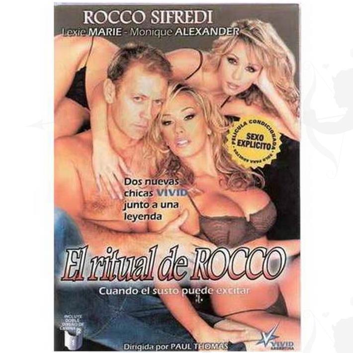 Cód: DVDVID-104 - DVD XXX El Ritual De Rocco - $ 200
