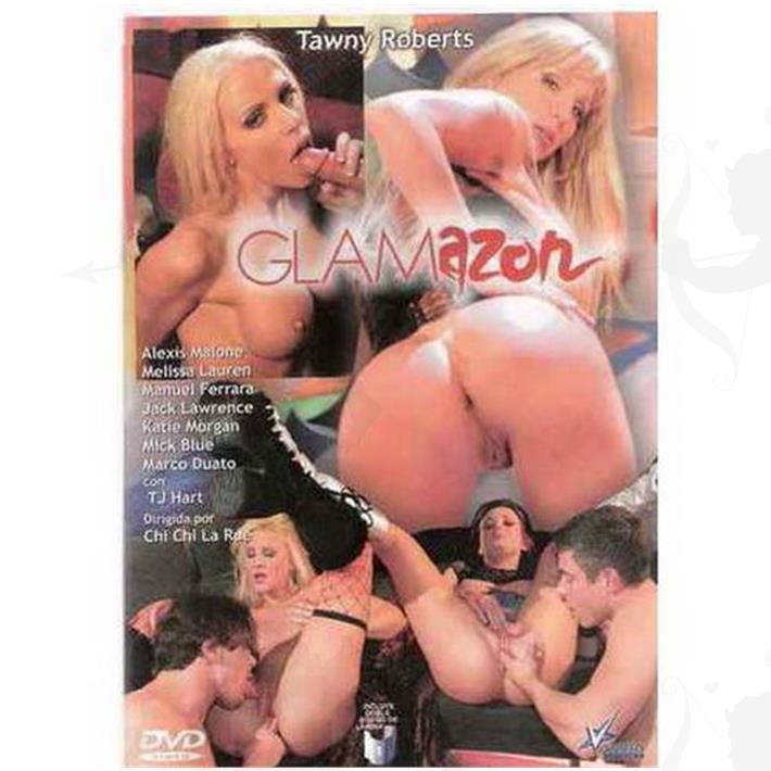 Cód: DVDVID-106 - DVD XXX Glamazon - $ 200
