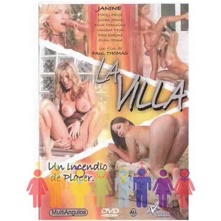 DVD XXX La Villa