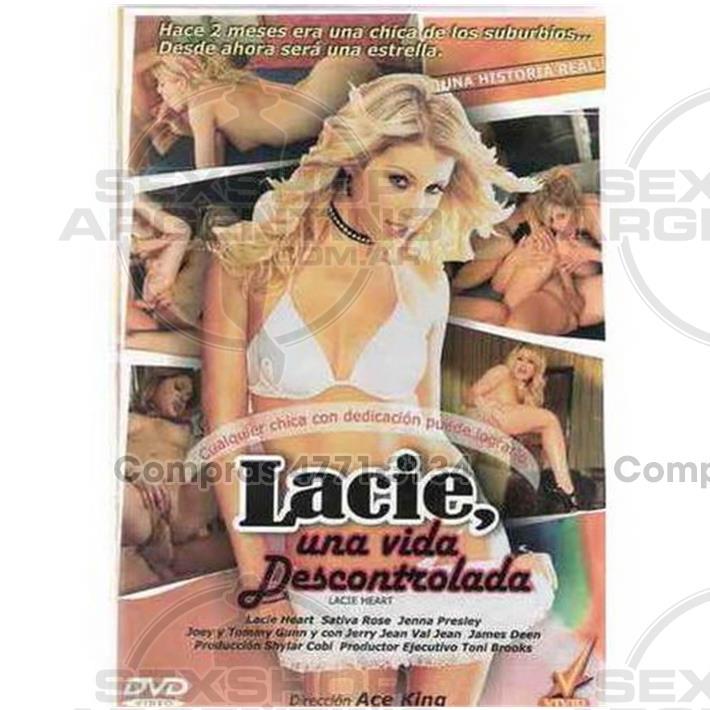 Películas eróticas, Dvd vivid - DVD XXX Lacie Una Vida Descontrolada
