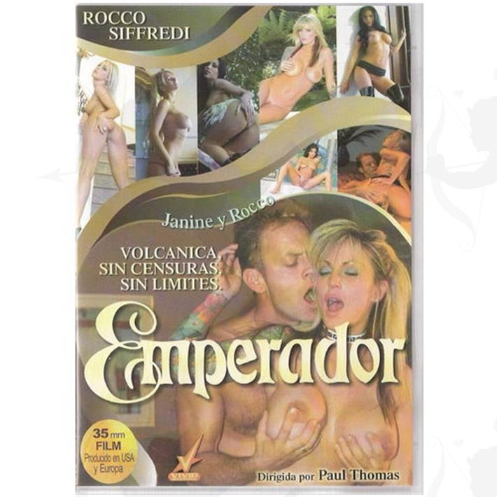 Cód: DVDVID-113 - DVD XXX Emperador - $ 200