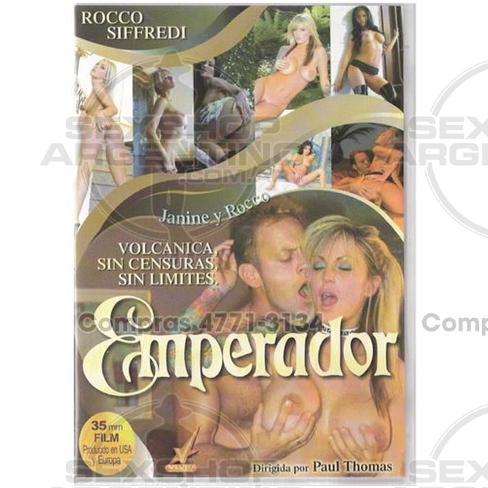 Películas eróticas, Dvd vivid - DVD XXX Emperador