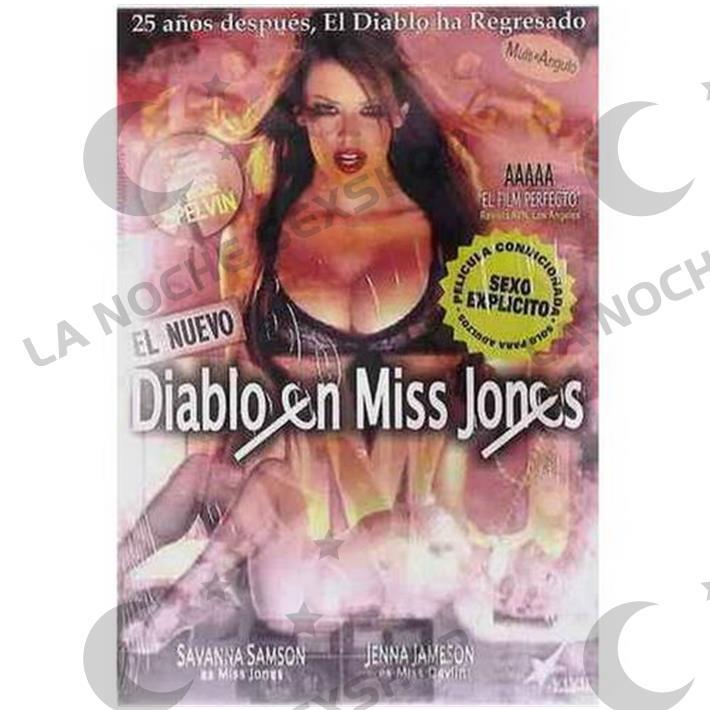 DVD XXX El Diablo En Miss Jones