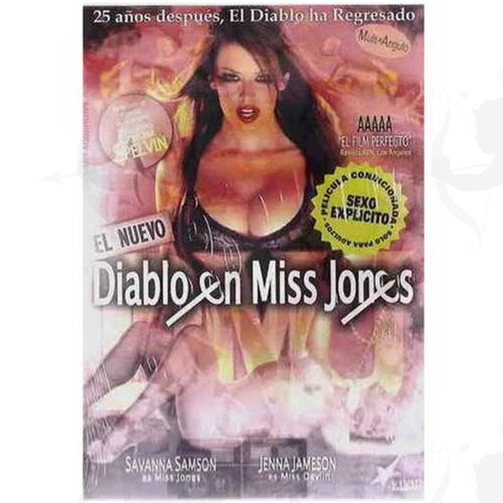 Cód: DVDVID-116 - DVD XXX El Diablo En Miss Jones - $ 200