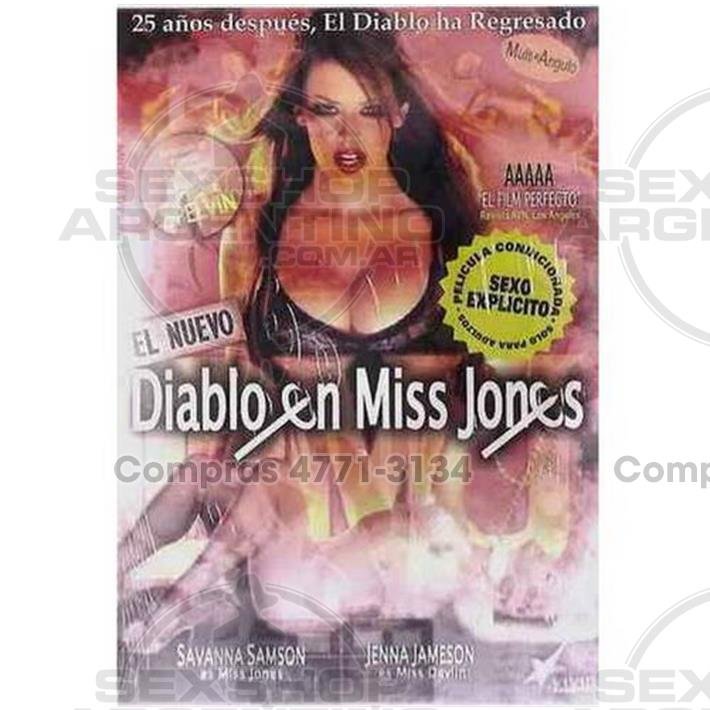 - DVD XXX El Diablo En Miss Jones