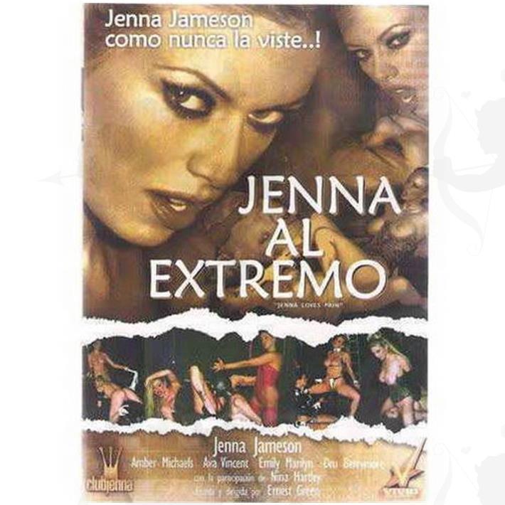 Cód: DVDVID-117 - DVD XXX Jenna Al Extremo - $ 200