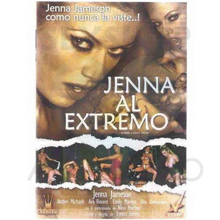DVD XXX Jenna Al Extremo
