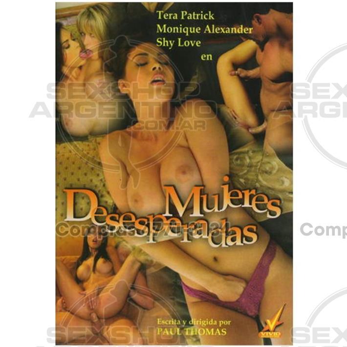 - DVD XXX Mujeres Desesperadas