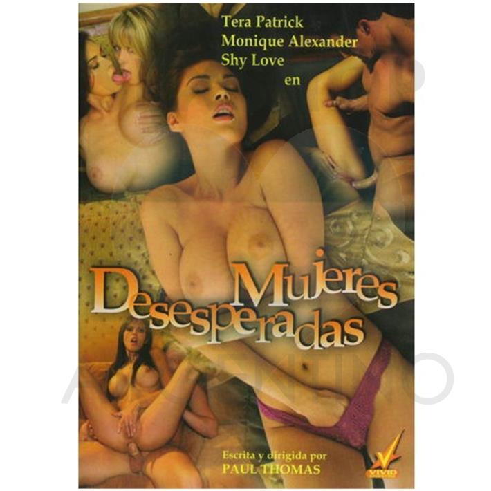 DVD XXX Mujeres Desesperadas