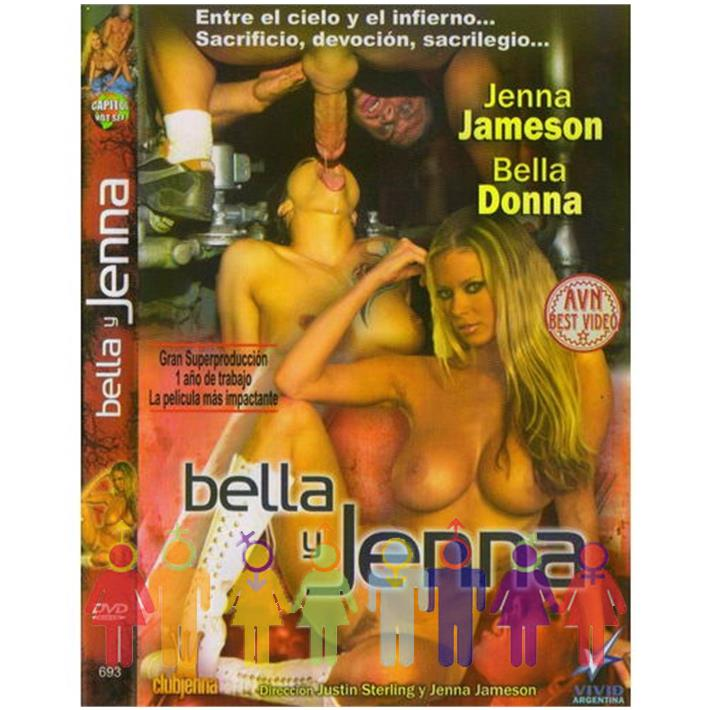 DVD XXX Bella Y Jenna