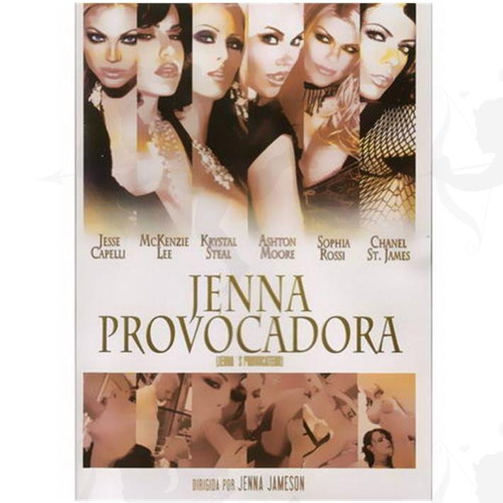 DVD XXX Jenna Provocadora