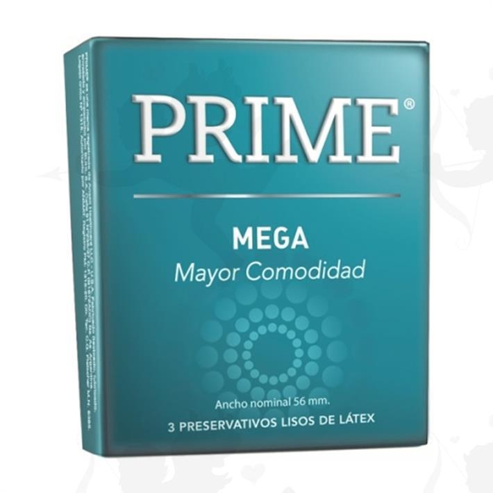 Preservativo Prime Mega