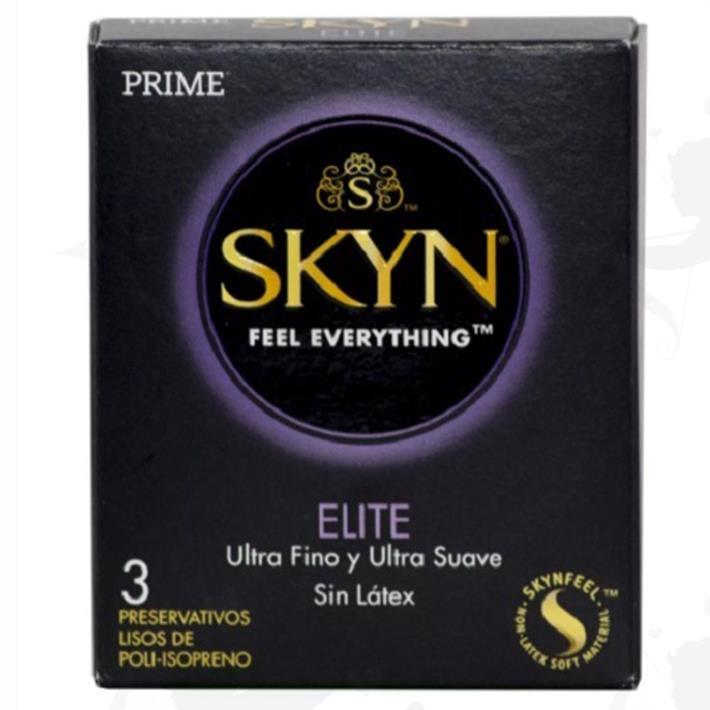 Preservativos Skyn Elite