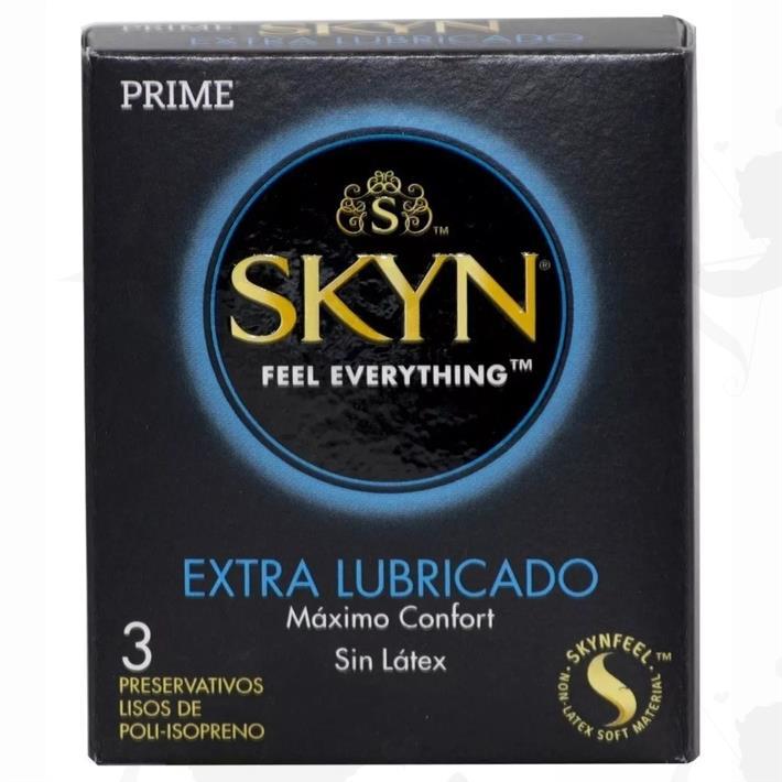 Preservativos Skyn Extra Lubricados