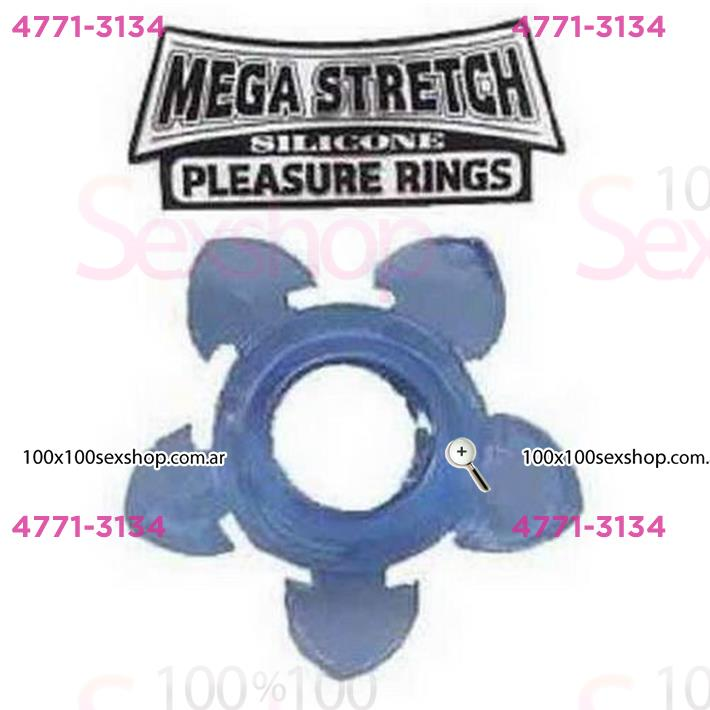 Cód: CA IMA1 - Anillo Mega Stretch Pleasure Ring - $ 650