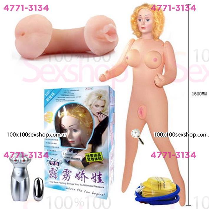 Muñeca inflable realística Taboo