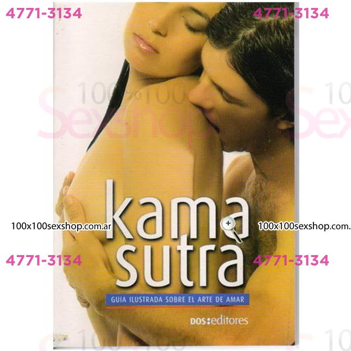 Cód: CA LI007 - Kamasutra Pocket - $ 340