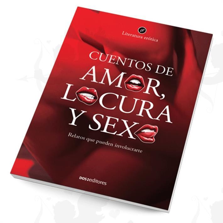 Cód: LI290 - Cuentos de amor, locura y sexo - $ 460