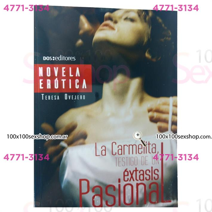 Cód: CA LI502 - Carmelita Testigo de un Extasis - $ 160
