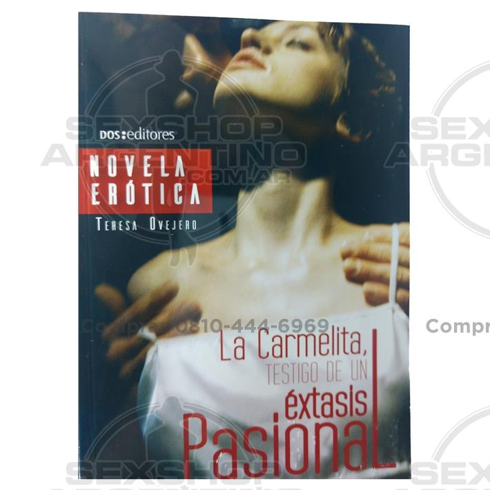 - Carmelita Testigo de un Extasis