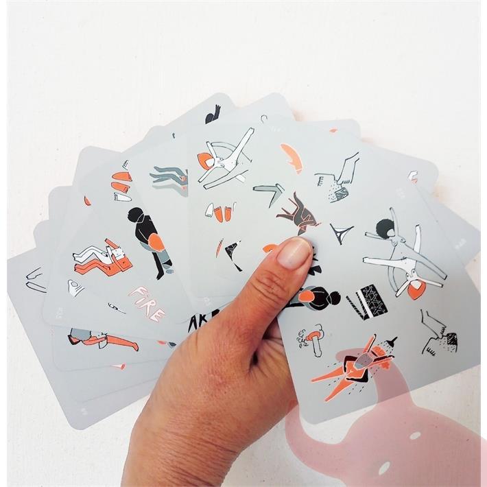Sexit Juego de cartas