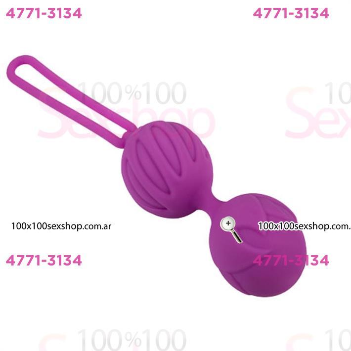 Cód: CA SS-AD-40443 - Geisha Lastic Ball S bolitas chinas estimuladoras - $ 3430