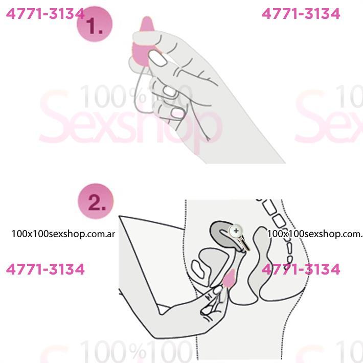 Ejercitador del suelo pelvico PELVIX CONCEPT con 3 pesas diferentes