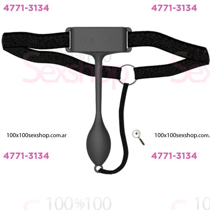 Estimulador de clitoris con control remoto y carga usb