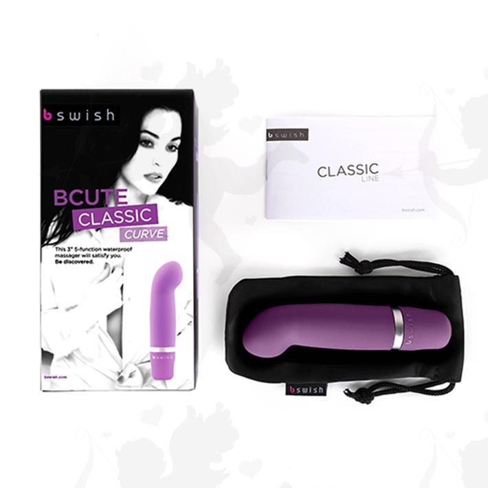 Cód: SS-BW-0132 - Vibrador masajeador pequeño de suave textura - $ 2285