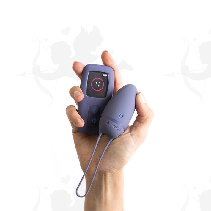 Bala vibradora inalámbrica 7 velocidades
