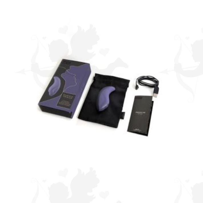 Estimulador con vibrador 7 funciones Dusk