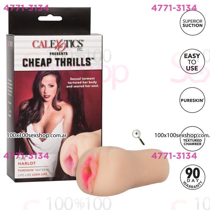 Cód: CA SS-CA-0883-15-3 - Vagina estimuladora marlot - $ 3070