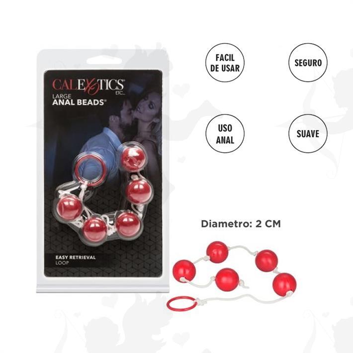 Cód: SS-CA-1202-00-2 - Bolitas anales x 5 - $ 1990