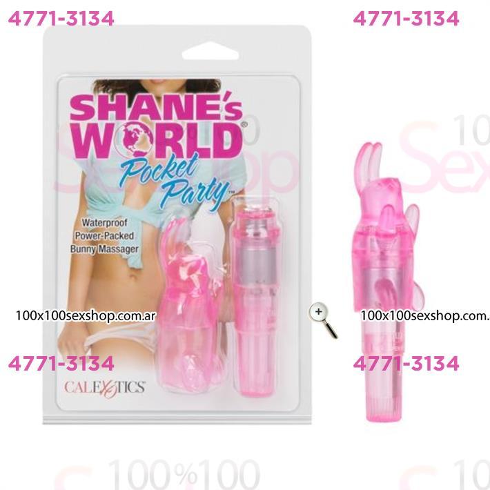 Estimulador Shane's world Pocket