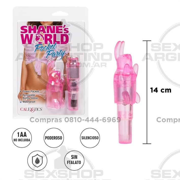 - Estimulador Shane's world Pocket