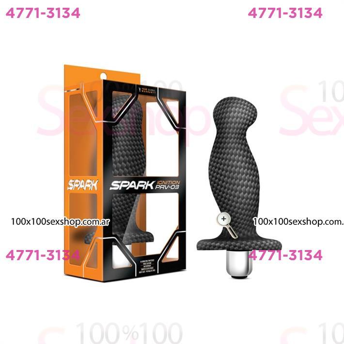 Cód: CA SS-ED-20585 - Estimulador de carbono prostatico - $ 5190