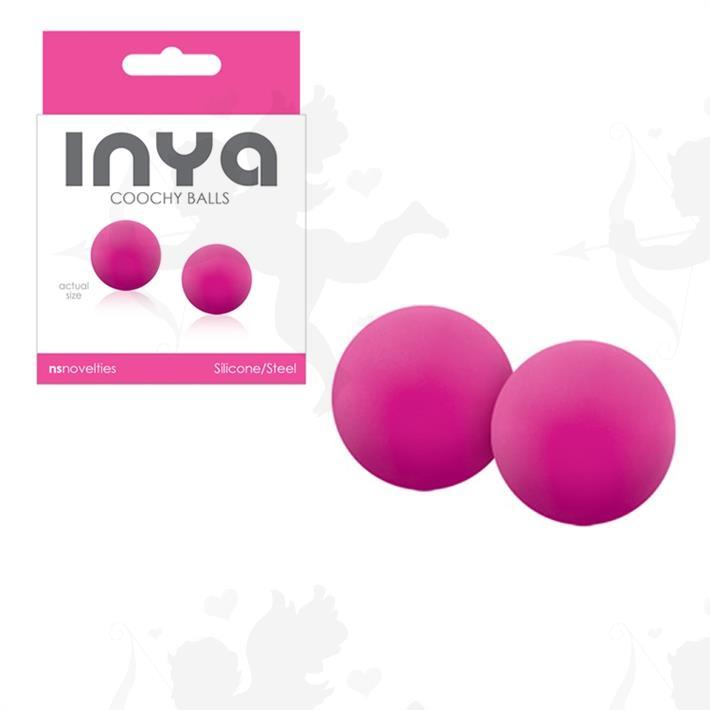 Bolitas estimuladoras vaginales