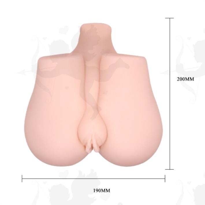 Vagina cyberskyn con vibracion