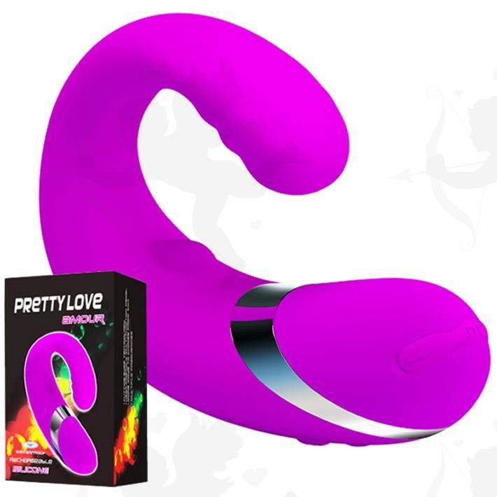 Estimulador de punto G de 12 funciones recargable USB