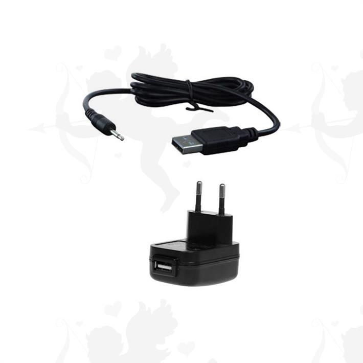 Vibrador rotativo siliconado con 12 funciones de vibracion y carga USB
