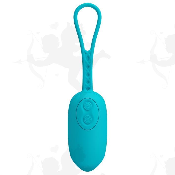 Cód: SS-PL-014270-1 - Bala vibradora siliconada con 10 funciones de vibracion - $ 2650