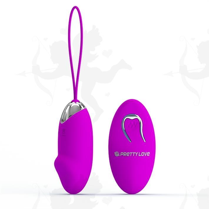 Cód: SS-PL-014362-4 - Bala vibradora con control remoto y carga USB - $ 7380